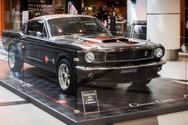 Έκθεση κλασικών αυτοκινήτων με την υποστήριξη της Ford στο «The Mall Athens»