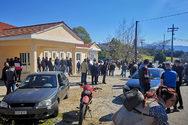 Αιτωλοακαρνανία - Πλήθος κόσμου διαμαρτυρήθηκε για την υποβάθμιση του Κ.Υ. Κατούνας