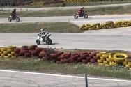 Τέρμα τα γκάζια για τους λάτρεις της ταχύτητας στο Mini GP Pit Bikes της Πάτρας (video)
