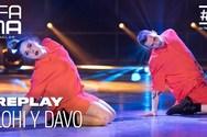 Η εντυπωσιακή χορογραφία του «Replay» σε ισπανικό τηλεοπτικό show (video)