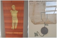 Πάτρα: Με επιτυχία η παρουσίαση 3 κειμηλίων, που είχαν κλαπεί από τη Μονή Παναγίας της Χρυσοποδαρίτισσας (pics)