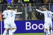 Η Εθνική Ελλάδας κέρδισε δύο θέσεις στην κατάταξη της FIFA