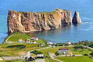 Καναδάς - Ο μαγευτικός βράχος του Perce