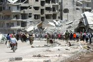 Συρία - Έριξαν ρουκέτα σε νοσοκομείο