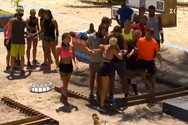 Survivor 3: Καβγάς ανάμεσα σε δύο Τούρκους παίκτες, λόγω... Ρίας (video)