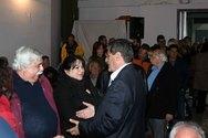 Πάτρα - Ο Κώστας Πελετίδης μίλησε σε συγκέντρωση κατοίκων στα Βραχνέικα (φωτο)