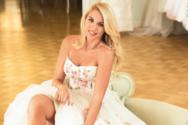 H Κωνσταντίνα Σπυροπούλου ανέβασε φωτογραφία με μαγιό