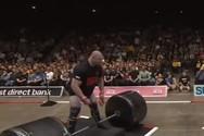 Για πέμπτη φορά ο δυνατότερος άνθρωπος στην Ευρώπη ο γίγαντας του Game Of Thrones (video)