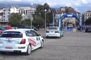 Γκάζια και ταχύτητα στο κέντρο της Πάτρας για το 41ο Ράλλυ Αχαιός (pics+vids)