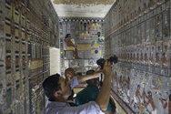 Αιγύπτιοι ανακάλυψαν εντυπωσιακό τάφο