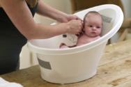 5 λάθη που μπορεί να κάνετε στο μπάνιο του μωρού