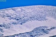 Στο Παναχαϊκό έπεσε φρέσκο χιόνι (pics)