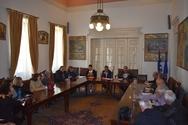 Πάτρα - Ο Κώστας Πελετίδης, συναντήθηκε με τη Συντονιστική Επιτροπή Ανατολικού Διαμερίσματος