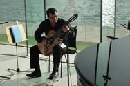 Με τον Πατρινό Γιώργο Παπαδόπουλο ξεκινάει το 4ο Φεστιβάλ Κιθάρας Μακεδονίας