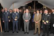 Ο Ευάγγελος Αποστολάκης παρέστη σε εθιμοτυπική εκδήλωση στην γαλλική φρεγάτα LANGUEDOC