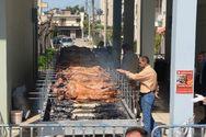 Πάτρα - Πασχαλινό τραπέζι και φέτος, στο λαϊκό στέκι στα Ζαρουχλέικα