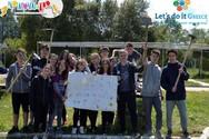 Πάτρα: Μαθητές Γυμνασίων προχώρησαν σε δράσεις εθελοντισμού για το περιβάλλον!