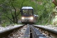 Αχαΐα: Κλειστή η σιδηροδρομική γραμμή Διακοπτό - Καλάβρυτα