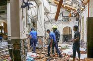 Λουτρό αίματος στη Σρι Λάνκα - Ξεπερνούν τους 150 οι νεκροί