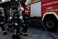 Πάτρα: Φωτιά ξέσπασε σε διαμέρισμα στην οδό Μαιζώνος