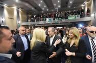 Αναταράξεις από την παρουσία του Απόστολου Κατσιφάρα στην εκδήλωση του ΚΙΝΑΛ στο Αγρίνιο
