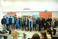 Πάτρα: Eκδήλωση για τους αθλητές που κάνουν προετοιμασία στο Παμπελοποννησιακό (φωτο)