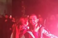 Πήρε πρωτάθλημα ο ΠΑΟΚ και της έκανε πρόταση γάμου! (video)