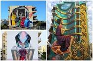 Πάτρα - Οι 10 καλύτερες τοιχογραφίες που άλλαξαν άρδην την πρόσοψη της πόλης!