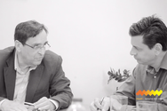 Πάτρα: Συνάντηση του Πέτρου Ψωμά με τον Διευθύνοντα Σύμβουλο του ΟΛΠΑ (pics+video)