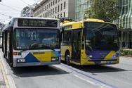 Aλλαγές στα δρομολόγια λεωφορείων - τρόλεϊ