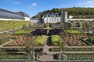 Ένας ξεχωριστός μεσαιωνικός κήπος λαχανικών στη Γαλλία