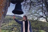 Σε περιοχή της Αχαΐας, πέρασε το Πάσχα η ηθοποιός, Φιόνα Γεωργιάδου!