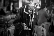 Συγκίνηση για τον Σπυράκο - Ήταν για δεκαετίες μια από τις πιο γνωστές φιγούρες της Πάτρας