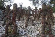 Ινδία: Η ιστορία που κρύβεται πίσω από τον κήπο των βράχων