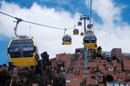 Βολιβία: Δέκα γραμμές τελεφερίκ λύνουν το κυκλοφοριακό της Λα Παζ