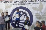 Ελευθέρα πάλη: Πρωταθλητής στους Προπαμπαίδες ο Κωνσταντίνος Παναγιωτόπουλος