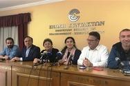 Πέντε υποψήφιοι ευρωβουλευτές του ΣΥΡΙΖΑ μίλησαν από την Πάτρα για