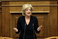 Ομιλία της Σίας Αναγνωστοπούλου στην Ολομέλεια της Βουλής (video)