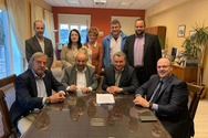 Έπεσαν υπογραφές για τοΕπιχειρησιακό Πρόγραμμα «Ιόνια Νησιά 2014-2020»