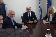 Στην Περιφέρεια Δυτικής Ελλάδας η Πρόεδρος του ΚΙΝΑΛ Φώφη Γεννηματά