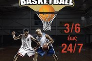 Πρωτάθλημα Μπάσκετ 2019 στο Three action