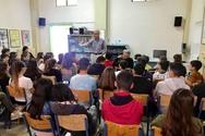 Με επιτυχία η ομιλία του Άγγελου Τσιγκρή στην Αιγείρα (φωτο)