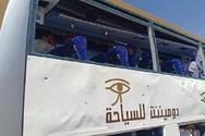 Συναγερμός στην Αίγυπτο - Έκρηξη σε τουριστικό λεωφορείο (φωτο)