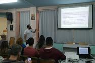 Παρουσίαση μεθόδου Triage στο ΔΙΕΚ Πάτρας (φωτο)