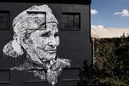 Ξεκινάει η 5η τοιχογραφία του Διεθνούς Street Art Festival Patras!