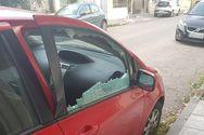 Πάτρα: Διαρρήκτες στα... τυφλά - Σπάνε αμάξια και μαγαζιά όταν κάτι τους