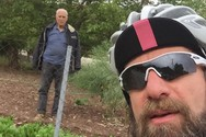 Σπύρος Σούλης: Ποδηλατική (προεκλογική) εξόρμηση σε Αχαΐα - Ηλεία! (φωτο+video)