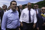 Ο Αλέξης Τσίπρας εγκαινίασε στη Βουλγαρία τον αγωγό IGB