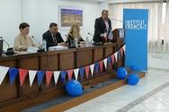 Πάτρα - Πραγματοποιήθηκε η απονομή βραβείων του Διαγωνισμού Γαλλοφωνίας 2019 (φωτο)
