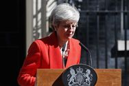 Η Τερέζα Μέι ανακοίνωσε κλαίγοντας ότι παραιτείται από πρωθυπουργός στις 7 Ιουνίου